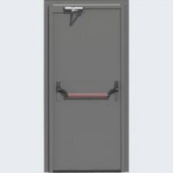 Пределы огнестойкости и маркировка противопожарных дверей