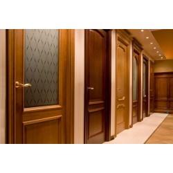 Правильный выбор межкомнатных дверей: массив или шпон