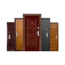 Параметры, влияющие на взломостойкость входных дверей