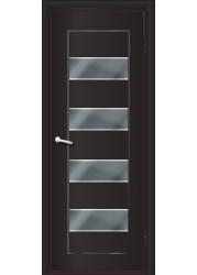 Лайн 1, венге/матовое стекло (лакобель)