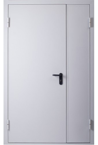 ЕI 60, противопожарная дверь, проем 1100*2100, одностворчатая