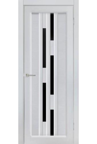 М-19, Белая лиственница/чёрное стекло