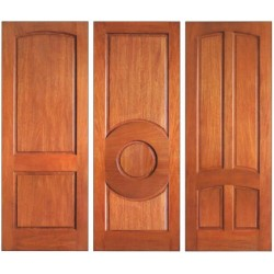 Филенчатая дверь: особенности ремонта полотна подобной конструкции