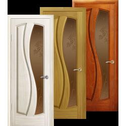 Классификация дверей относительно основы их полотна