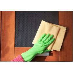 Правила очищения и ухода за дверями из шпона