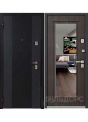 Бульдорс-44Т черный шелк/шоколад