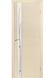 Зеркало 1, беленый дуб
