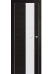 ТЕХНО-4 венге, белое стекло