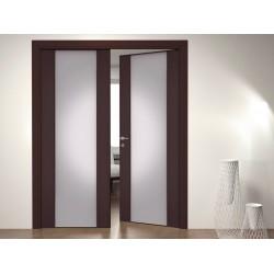 Существующие типы двустворчатых межкомнатных дверей