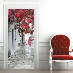 Фотообои для дверей: критерии выбора