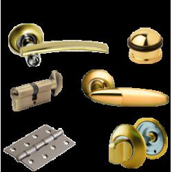 Фурнитурные механизмы – неотъемлемая часть дверных систем