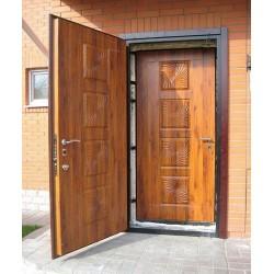 Теплоизоляция входных дверей: что важно учитывать при выборе