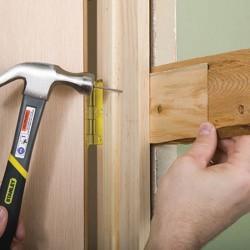 Самостоятельная установка межкомнатных дверей: выполняем подготовительные работы