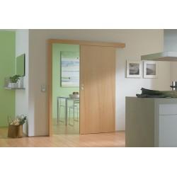 Механизмы для раздвижных дверей: преимущества конструкции