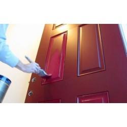 Существующие способы окрашивания межкомнатных дверей