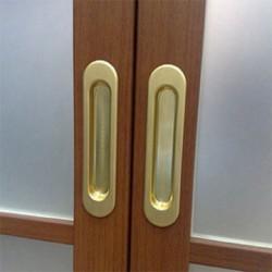 Виды ручек для раздвижных дверей: преимущества и недостатки каждого