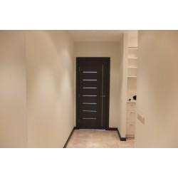 Как правильно выбрать темную дверь в интерьер