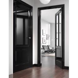 Что нужно знать при выборе темных дверей в квартиру