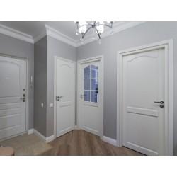 Преимущества и недостатки белых дверей.