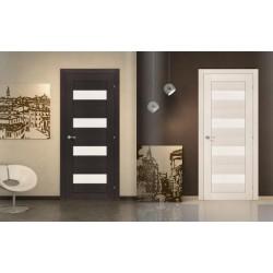 Ламинированные двери. Особенности конструкции и преимущества
