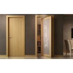 Как выбрать качественную ламинированную дверь