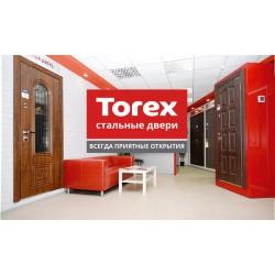 Стальные двери Torex: народная марка надежных дверей