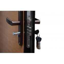 Классификация дверных замков по способам установки