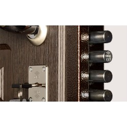Классификация дверных замков относительно типа механизма запирания