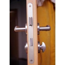 Замки для межкомнатных дверей: существующие типы