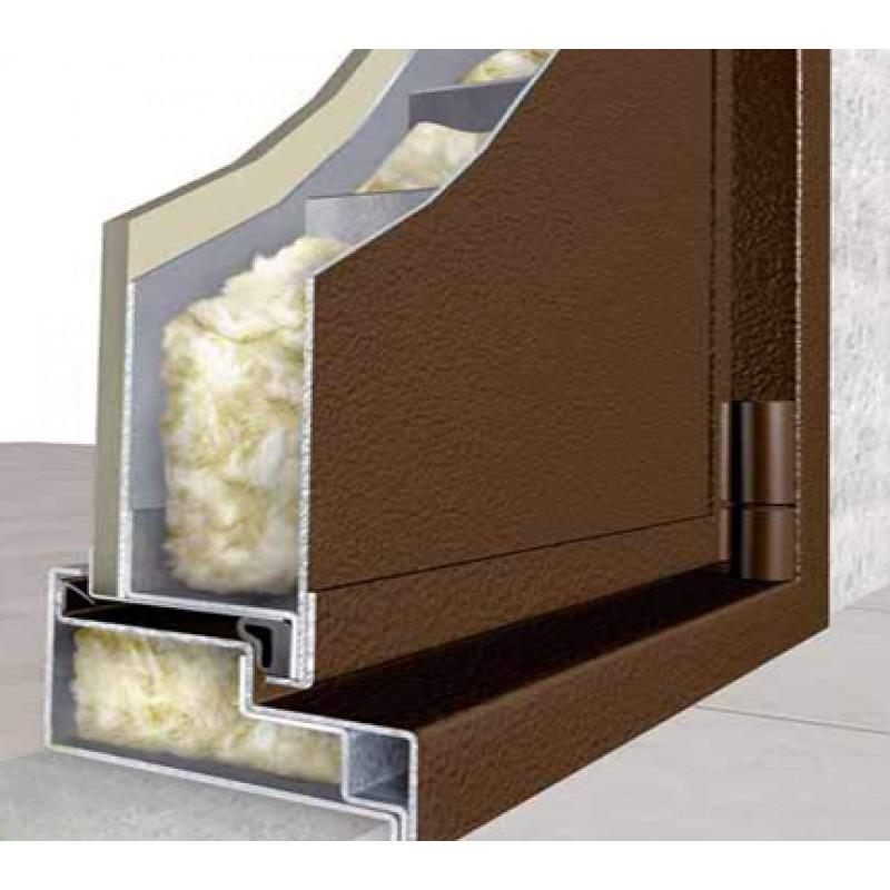 заказ звукоизоляционные металлические двери